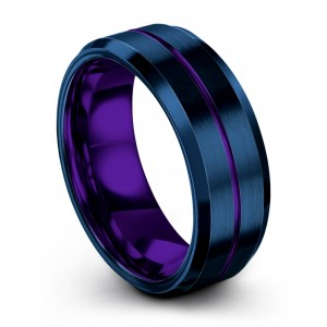 Chroma Color Collection Empire Blue Royal Bliss 8mm