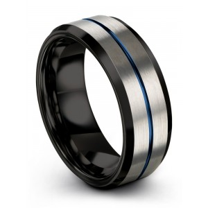 Galena Gray Dark Knight Empire Blue 8mm
