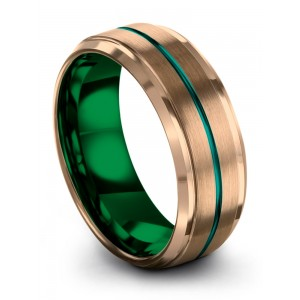 Chroma Color Collection Rose Emerald Zing Gold Aqua Teal 8mm